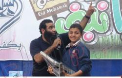 توزيع جوائز متعددة فى فعالية حزب النور والدعوة السلفية بكفر الشيخ