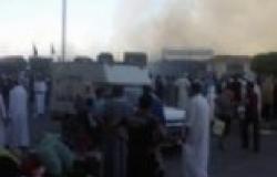 أغتيال آمر كتيبة شهداء العمامرة الليبية