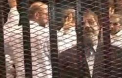 وفد حقوقى دولى يبحث إرسال طلب ثان لحضور محاكمة مرسى