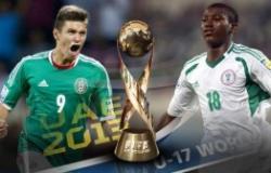 نيجيريا تفوز علي المكسيك بثلاثية في نهائي كأس العالم للشباب تحت 17 عام