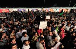 """تظاهرة """"حراك 9 نوفمبر"""" تنطلق بجميع المدن الليبية عدا بنغازى"""