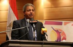 وزيرالشباب: وجود الكأس بمصر ترويج كبير للسياحة