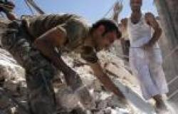 «المرصد السوري»: مقتل 31 جنديًّا من قوات «الأسد» في انفجار بريف دمشق