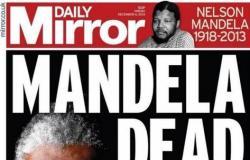 بالصور.. رحيل «مانديلا» يتصدّر غلاف الصحف والمجلات العالمية