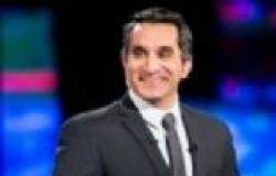 """باسم يوسف يستعد لاستئناف """"البرنامج"""" بعد عودته من دبي"""