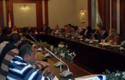 محافظة الإسكندرية تبحث إمكانية استخدام الطاقة الشمسية