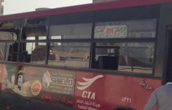 """جهود مكثفة للوصول لمرتكبى حادث قنبلة """"أتوبيس مدينة نصر"""""""