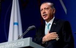 العشرات من الأتراك يتظاهرون ضد «أردوغان» في ألمانيا