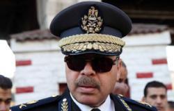 مدير أمن الغربية يتفقد الحالة الأمنية أمام الكنائس بالمحافظة