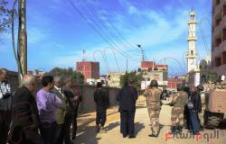 بالصور.. الجيش والشرطة يؤمنان الاحتفالات بعيد الميلاد فى شمال سيناء