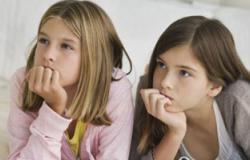 """""""ديلى ميل"""": إسراف الأطفال فى مشاهدة التليفزيون يدمر المخ والذكاء"""