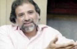 خالد يوسف: أتوقع أن يحترم صباحي إرادة الملايين المطالبة بترشح السيسي