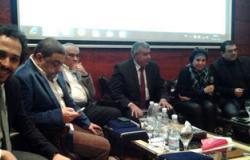 محافظ الإسكندرية يحضر حفل تكريم أبطال مسلسل الشك