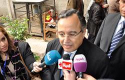 """مساعد وزير الخارجية يستقبل وفد """"الصداقة المصرية المكسيكية"""""""