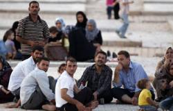 شئون اللاجئين: المجتمع المدنى المصرى بادر باحتضان النازحين السوريين