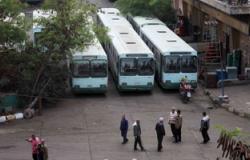 النقل العام بالقاهرة: لن يتم صرف مكافآت التميز للمضربين
