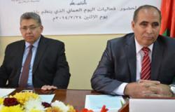 جامعة الزقازيق ترحب بالتعاون العلمى المشترك مع سلطنة عمان