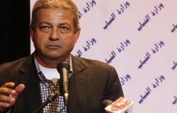 """وزير الشباب: لن نهدر جهد """"أبو زيد"""" فى إعداد قانون الرياضة"""