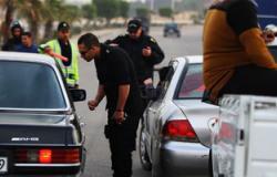 حملات مرورية موسعة بشوارع ومحاور القاهرة والجيزة لرصد المخالفات