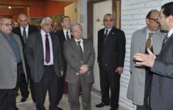 """رئيس """"عين شمس"""": نحرص على تعزيز التبادل الثقافى مع الدول العربية"""