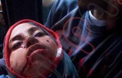 الإسعاف تنقل جثمان شهيدة الصحافة إلى مستشفى هليوبوليس