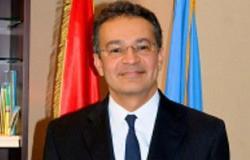 """مندوب مصر بالأمم المتحدة يؤيد """"الحماية الدولية للشعب الفلسطينى"""""""