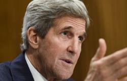 كيرى: ما يحدث بالضفة الغربية مشاعر تولد العنف.. والقادة العرب قلقون