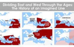 بالخرائط.. 14 سيناريو «فاشل» لترسيم حدود دول الشرق الأوسط
