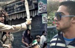 """بالفيديو..شاهد شاب مصرى فى العشرينات هاجر لسوريا وإنضم لـ""""داعش"""""""