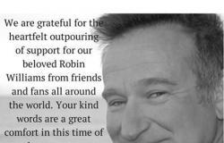 وداعاً .... Robin Williams