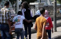 """5 ديسمبر الحملة القومية لمكافحة التحرش تحت شعار """" مجتمعي أرقي بدون تحرش """""""