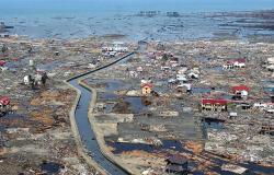 «تسونامي».. صور من الماضي والحاضر بعد 10 سنوات من الكارثة