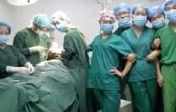 بالصور.. «سيلفي» داخل «غرفة العمليات» يثير ضجة في الصين