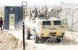 دوى نيران تحذيرية بمختلف أنحاء شمال سيناء