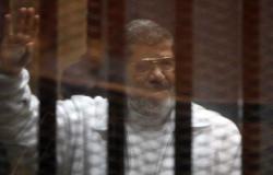 """اليوم.. سماع الدفاع المنتدب عن """"مرسى"""" فى قضية """"الهروب الكبير"""""""