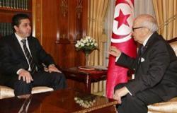 السبسى يستقبل رئيس حكومة طرابلس الموازية..ونائب ليبى: سوء تقدير للأزمة الليبية