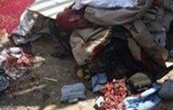 طائرة حربية تنقل جثمان شهيد الكلية الحربية الثالث إلى كفر الشيخ