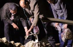 العثور على جسم غريب بجوار السفارة السعودية.. والمفرقعات:كيس قمامة