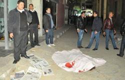 3 عاطلين يذبحون سائقا للاستيلاء على سيارته التاكسى بالسلام
