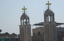 الكنيسة الكاثوليكية تستقبل رفات القديس شربل والقديسة رفقا بالمنيا