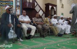 بالصور.. الأشراف يحتفلون بمولد سيدى أحمد بن إدريس بالأقصر