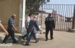 ننشر صور القبض على رئيس شركة البحيرة لتوزيع الكهرباء