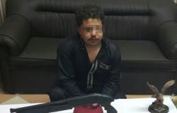 القبض على مسجل خطر هارب من 22 قضية سرقة ومخدرات وسلاح بطوخ