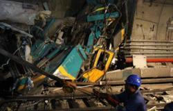 سائق قطار مترو حادث العباسية يغادر المستشفى بعد استقرار حالته