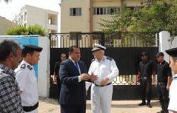 سفر 426 مصريا وليبيا وعودة 277 عبر منفذ السلوم خلال 24 ساعة