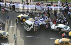 """محافظ الإسكندرية: """"إحنا مش جايين نأكل إحنا جايين ننجح الاحتفالية"""""""