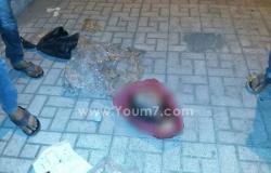 ننشر أولى صور لانفجار قنبلة بجسد إرهابيين قبل زرعها بمجمع مواقف دمنهور