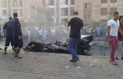 أخبار مصر العاجلة.. 3 وفيات فى انفجار سيارة بمحيط قسم ثان أكتوبر