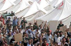 """250 ألف لاجئ عراقى فروا إلى تركيا هربا من تنظيم """"داعش"""""""