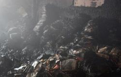 النيابة تنتهى من مناظرة جثة شقيقة خالد أبو النجا عقب وفاتها بحريق شقة الزمالك